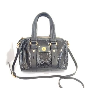 Marc by Marc Jacobs black totally Turlock satchel